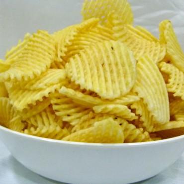 Potato Jali Wafers